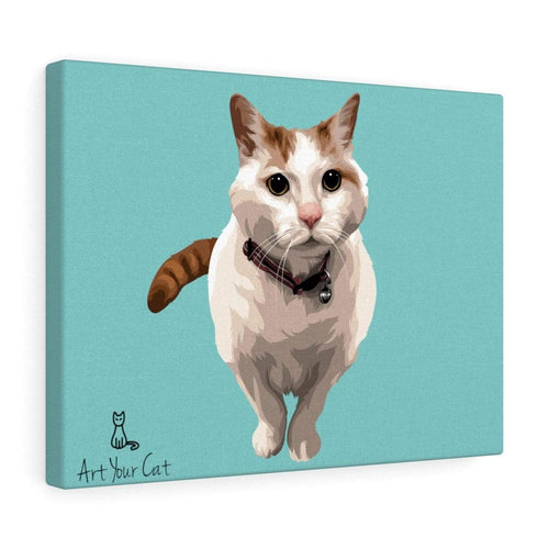 YOUR CAT - Canvas Gallery Wraps