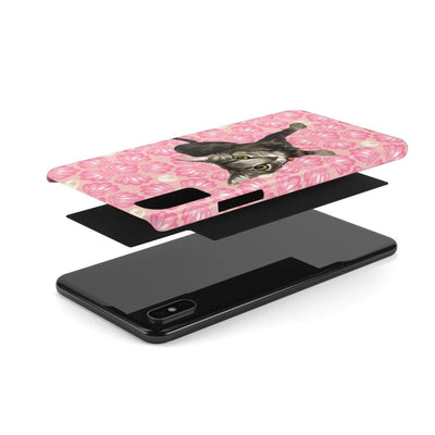 Art Your Cat YOUR CAT - Case Mate Slim Phone Cases