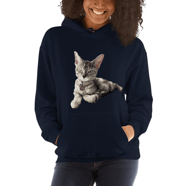 Art Your Cat YOUR CAT - Short-Sleeve Unisex T-Shirt
