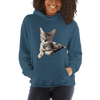 Art Your Cat YOUR CAT - Unisex Hoodie
