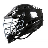 Cascade R Helmet, Black w/ Chrome Mask