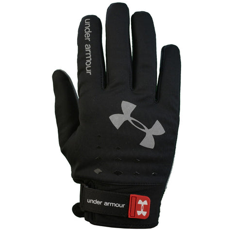 Under Armour Women's Sub Zero Glove, BLACK