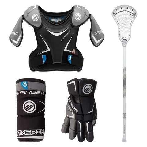 Maverik Charger Starter Package with Stick