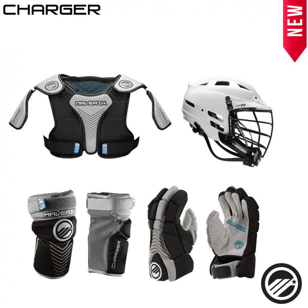 Maverik Charger Starter Package with CS-R Helmet