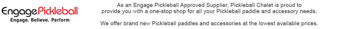 Engage Pickleball Paddles | PickleballChalet.com