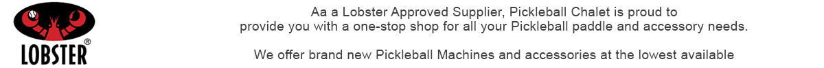 Lobster The Pickle Ball Machine | PickleballChalet.com