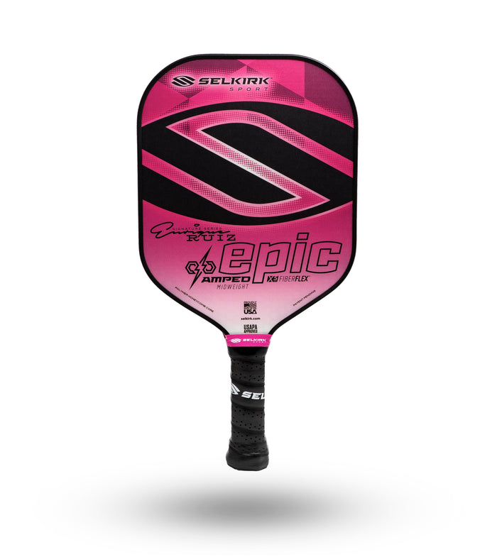 2020 Selkirk AMPED Epic Midweight Pickleball Paddle