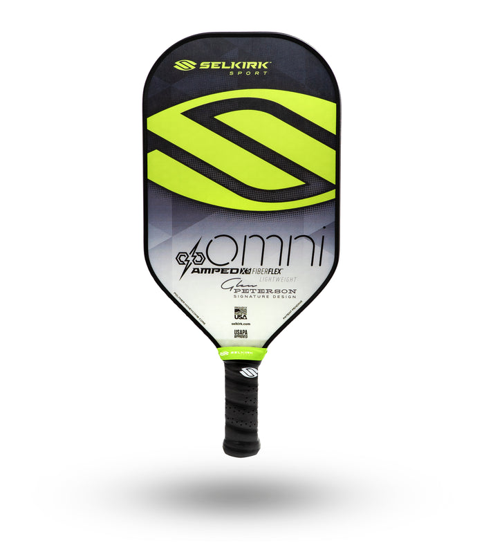 Selkirk AMPED Omni Lightweight Pickleball Paddle