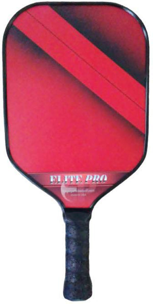 ENGAGE Elite Pro Composite Pickleball Paddle Red | PickleballChalet.com