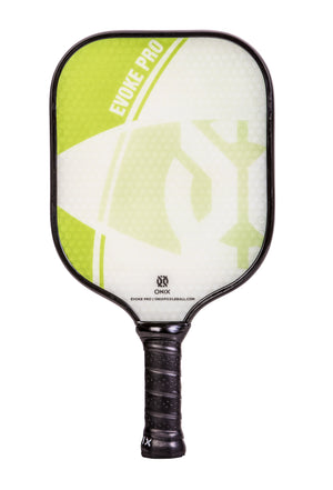 ONIX Evoke Pro Composite Pickleball Paddle Green | PickleballChalet.com