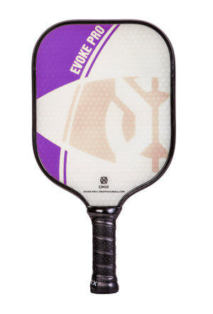 ONIX Evoke Pro Composite Pickleball Paddle Purple | PickleballChalet.com