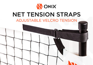 Onix Pickleball Regulation-Size Portable Net | PickleballChalet.com