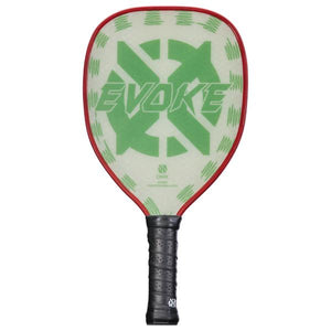 ONIX Evoke Tear Drop Composite Pickleball Paddle Blue | PickleballChalet.com