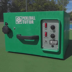 Pickleball Tutor Ball Machine | PickleballChalet.com