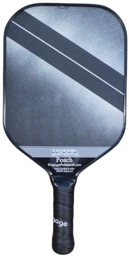 ENGAGE Poach Icon Composite Pickleball Paddle Metallic | PickleballChalet.com