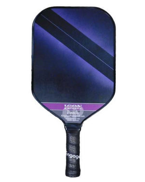 ENGAGE Poach Icon Composite Pickleball Paddle Red | PickleballChalet.com