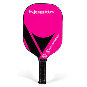 ProKennex Pro Speed II Pickleball Paddle - Pink | PickleballChalet.com