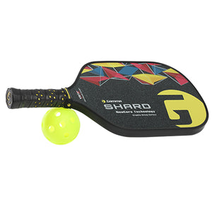 GAMMA Shard NeuCore Graphite Pickleball Paddle | PickleballChalet.com