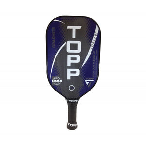 TOPP Reacher Blade Graphite Pickleball Paddle Navy | PickleballChalet.com