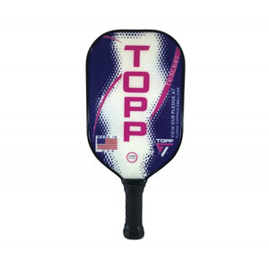 TOPP Reacher Blade Composite Pickleball Paddle Pink | PickleballChalet.com