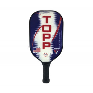 TOPP Reacher Blade Composite Pickleball Paddle Red | PickleballChalet.com
