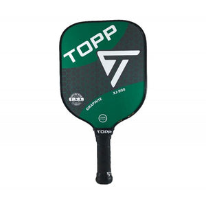 TOPP XJ-900 Graphite Widebody Pickleball Paddle Green | PickleballChalet.com