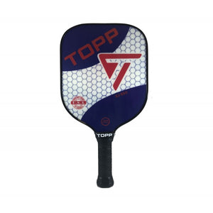 TOPP XJ-900 Composite Widebody Pickleball Paddle Navy | PickleballChalet.com