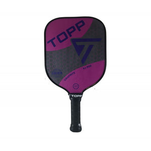 TOPP XJ-900 Graphite Widebody Pickleball Paddle Pink | PickleballChalet.com