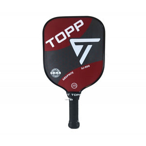 TOPP XJ-900 Graphite Widebody Pickleball Paddle Red | PickleballChalet.com