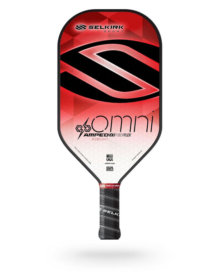 2020 Selkirk AMPED Omni Midweight Pickleball Paddle