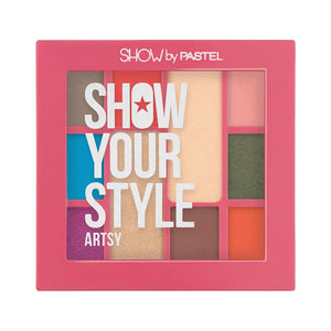 Pastel Show Your Style Artsy Eyeshadow Pastel