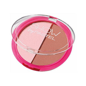 Pastel Duo Blush blusher Pastel 421 Pastel Duo Blush