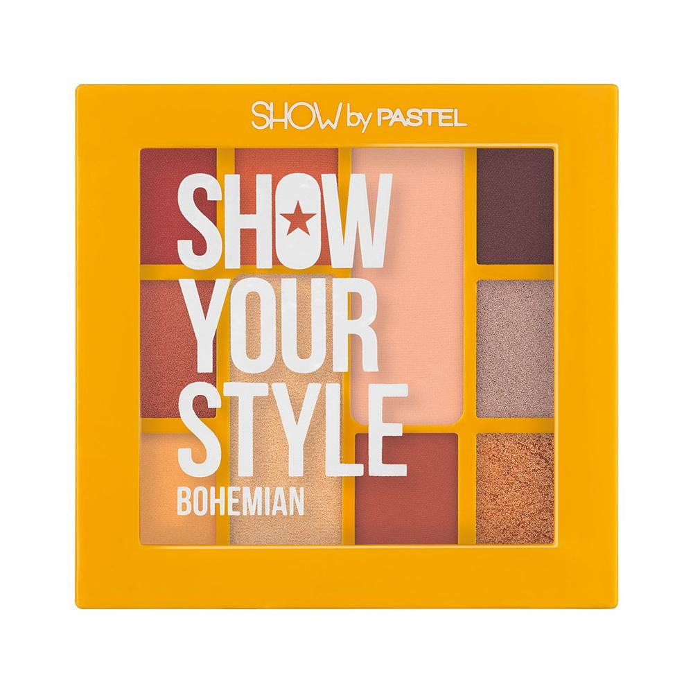 Pastel Show Your Style Bohemian Eyeshadow Pastel