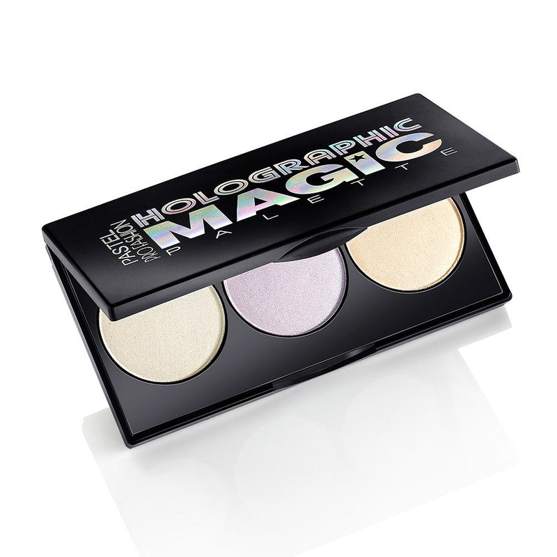 Holographic Magic Palette Face Highlighter Pastel 296 Holographic Magic Palette
