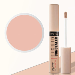 Profashion Liquid Concealer Concealer Pastel 102 Nude Profashion Liquid Concealer