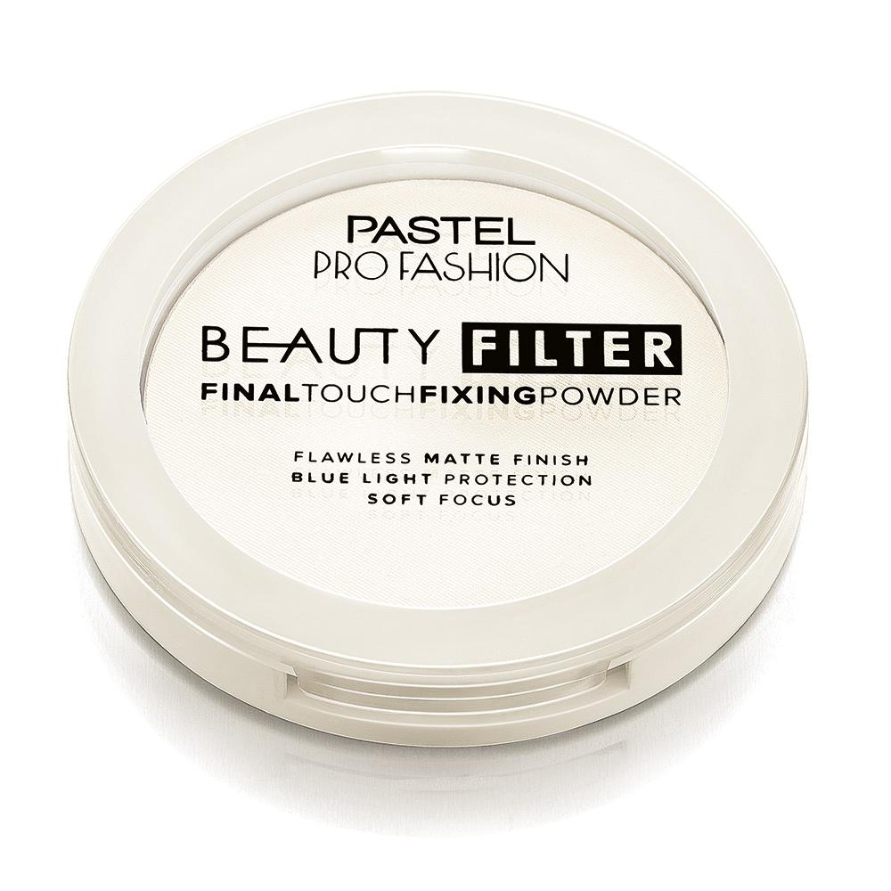 Pastel Final Touch Fixing Powder Fixing Powder Pastel 00 Pastel Final Touch Fixing Powder