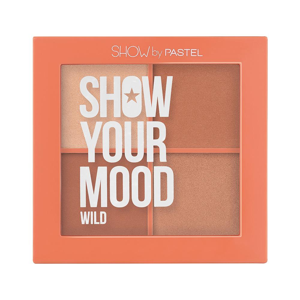 Pastel Show Your Mood Wild blusher Pastel