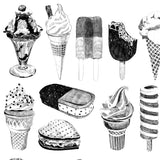 'We All Scream For Ice Cream' Print
