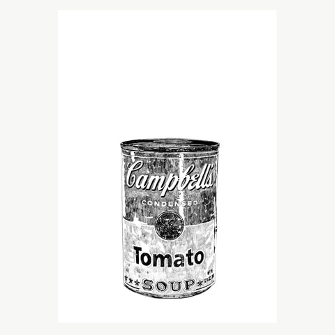 'Campbell's Soup' A4 Print
