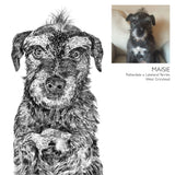 'Bespoke Dog Portrait'