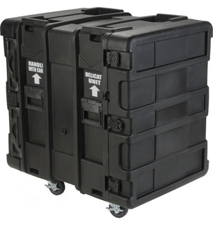 "SKB 24"" DEEP 14U ROTO SHOCK RACK"