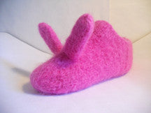 Oui Presse Bunny Slippers in Beauty School Dropout