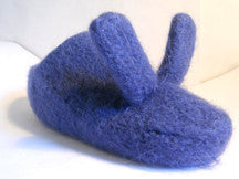 Oui Presse Bunny Slippers in Italian Navy