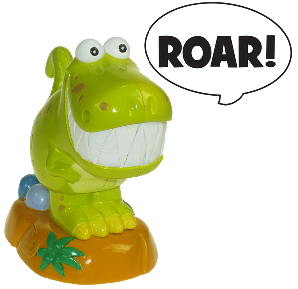 "Dinosaur ""Roaring"" Candy Dispenser <br /> - Green"