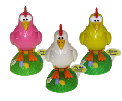 Koo Koo Cluckin' Chicken - <br />Set of 3