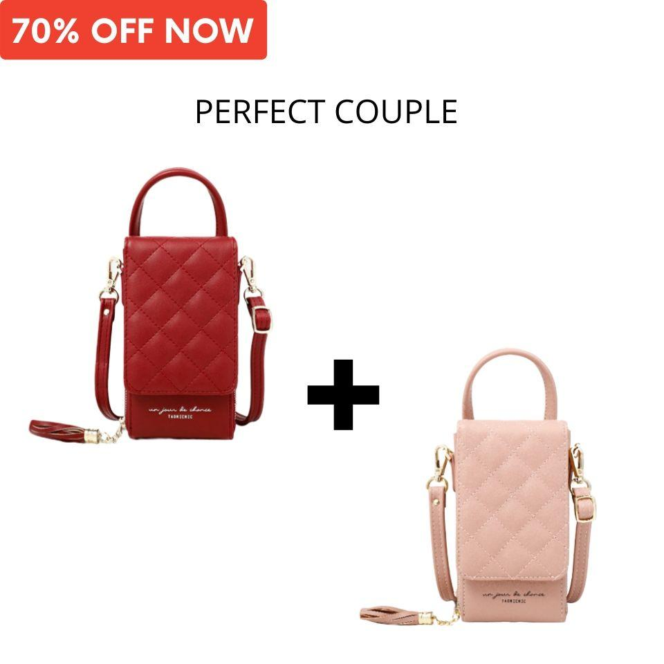 70% OFF TODAY: Purse 2.0 - Crossbody Phone Bag (Buy 2+ Free Shipping)