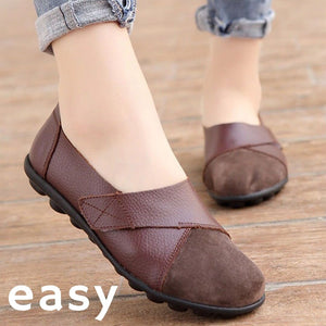 EASY Comfy Lightweight Leather Loafer