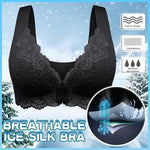 Front Closure Extra-Elastic Breathable Bra (From S to 6XL & Free Shipping)