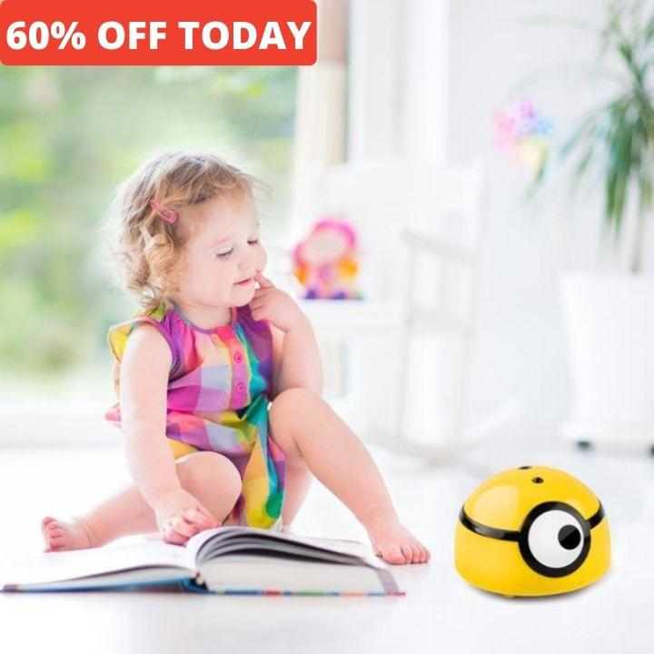 70% OFF NOW: ZES SMART: Intelligent Escaping Toy For Kids & Pets