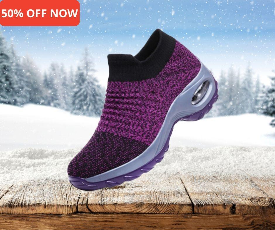 [70% OFF TODAY] WOMENS LIGHTWEIGHT SLIP ON COMFORT